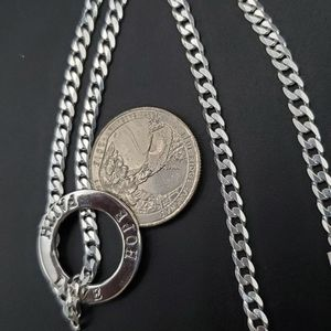 Friendship necklace sterling silver real